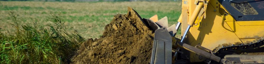 פינוי ושיקום קרקעות תיאור תמונה